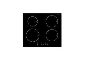 Электрическая варочная поверхность Weissgauff IHV 640 B