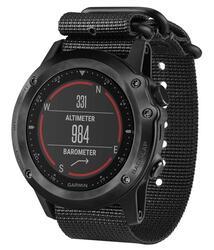 Спортивные часы Garmin Tactix Bravo черный