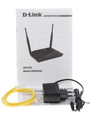 Маршрутизатор D-Link DIR-615S