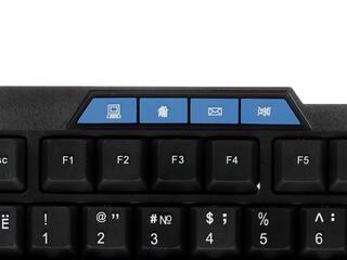 Клавиатура DEXP K-402BU