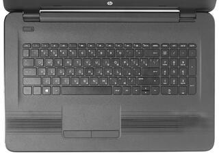 """17.3"""" Ноутбук HP Notebook 17-x002ur черный"""