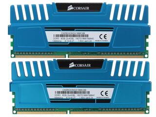 Оперативная память Corsair Vengeance [CMZ8GX3M2A1866C9B] 8 ГБ