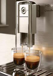 Кофемашина Philips HD8975/01 серебристый