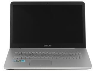 """17.3"""" Ноутбук ASUS N752VX-GC277T серый"""