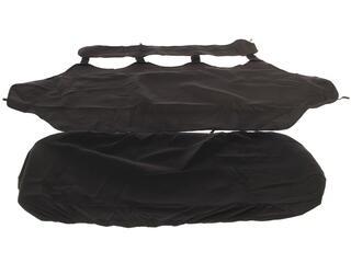 Чехлы на сиденье AUTOPROFI R-1 SPORT PLUS R-902P черный