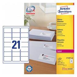 Самоклеящиеся этикетки Avery Zweckform L7160-100