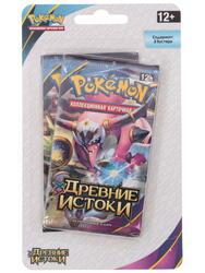 """Дополнение для игры Pokemon XY7: Блистер """"Древние Истоки"""""""