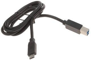 Кабель Promate uniLink-CB USB 3.1 C - USB-B черный
