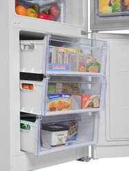 Холодильник с морозильником Hotpoint-ARISTON HF 6180 белый