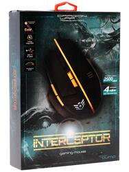 Мышь проводная Qumo Dragon War Interceptor
