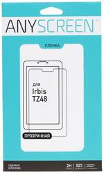 Пленка защитная для планшета Irbis TZ48