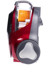 Пылесос LG VK76W01H красный