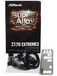 Материнская плата ASRock Z170 Extreme3