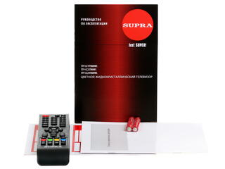 "24"" (60 см)  LED-телевизор Supra STV-LC24T800FL черный"