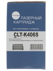 Картридж лазерный NetProduct CLT-K406S