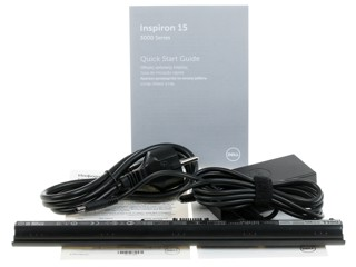 """15.6"""" Ноутбук DELL Inspiron 3558-5285 черный"""