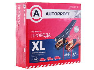 Cтартовые провода Autoprofi AP/BC-5000XL