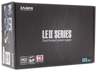 Блок питания Zalman LE 600W [ZM600-LE2]