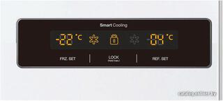 Холодильник Daewoo FRN-X22B4CW белый