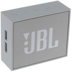 Портативная колонка JBL GO серый
