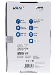 """8"""" Планшет DEXP Ursus NS280 8 Гб 3G черный"""