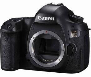 Зеркальная камера Canon EOS 5DS R Body черный
