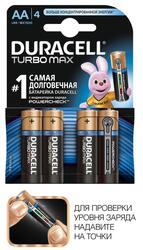 Батарейка Duracell Turbo Max LR6