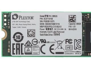 128 ГБ SSD M.2 накопитель Plextor S2G [PX-128S2G]