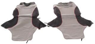 Чехлы на сиденье AUTOPROFI FORMULA FOR-802 серый