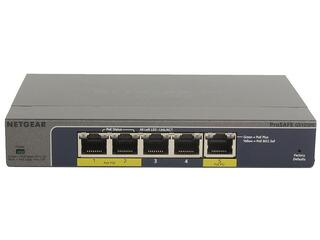 Коммутатор NetGear GS105PE-10000S