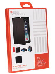 Чехол-книжка для планшета Digma Optima Prime 7.0 3G черный