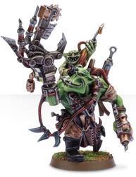 Дополнение для игры Warhammer 40000: Start Collecting! - Orks