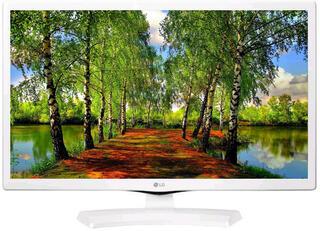 "28"" (71 см)  LED-телевизор LG 28MT48VW-WZ белый"