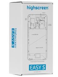 """5"""" Смартфон Highscreen Easy S 8 Гб оранжевый"""