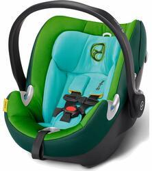 Детское автокресло Cybex Aton Q зеленый