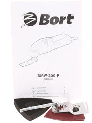 Многофункциональный инструмент Bort BMW-200-P