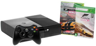 Игровая приставка Microsoft Xbox 360 + Forza Horizon, Forza Horizon 2