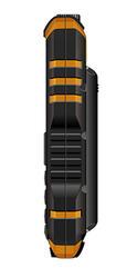 Сотовый телефон Vertex K202 коричневый