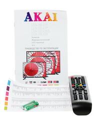 "39"" (99 см)  LED-телевизор Akai LEA-39L43P черный"