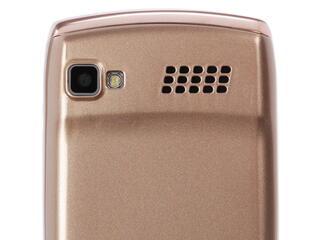 Сотовый телефон DEXP Larus B1 золотистый
