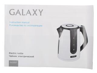 Электрочайник Galaxy GL 0207 черный