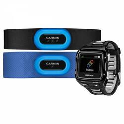Часы-пульсометр Garmin Forerunner 920XT черный