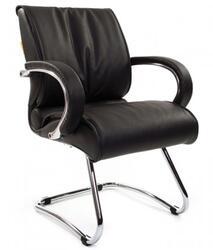 Кресло офисное Chairman 445 черный