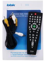 Видеоплеер DVD BBK DVP170SI