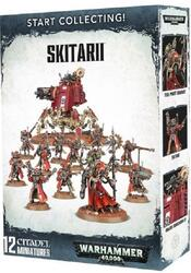 Дополнение для игры Warhammer 40000: Start Collecting! - Skitarii