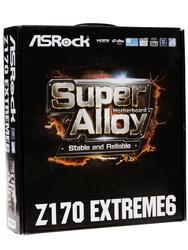 Материнская плата ASRock Z170 EXTREME6
