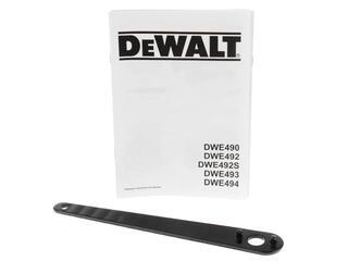 Углошлифовальная машина DeWalt DWE 490