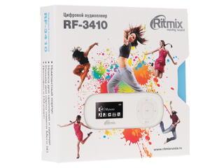 MP3 плеер RITMIX RF-3410 белый