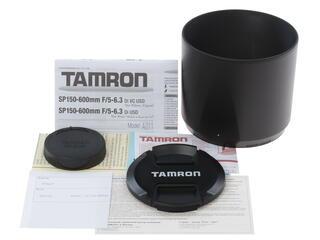 Объектив Tamron SP 150-600mm F5-6.3 Di VC USD
