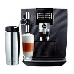 Кофемашина Jura Impressa J95 Carbon черный